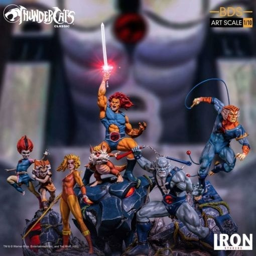 Estatua ThunderCats Iron Studios
