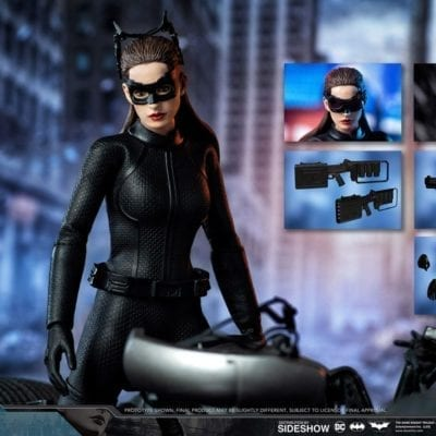 Figura Catwoman The Dark Knight Soap Studio