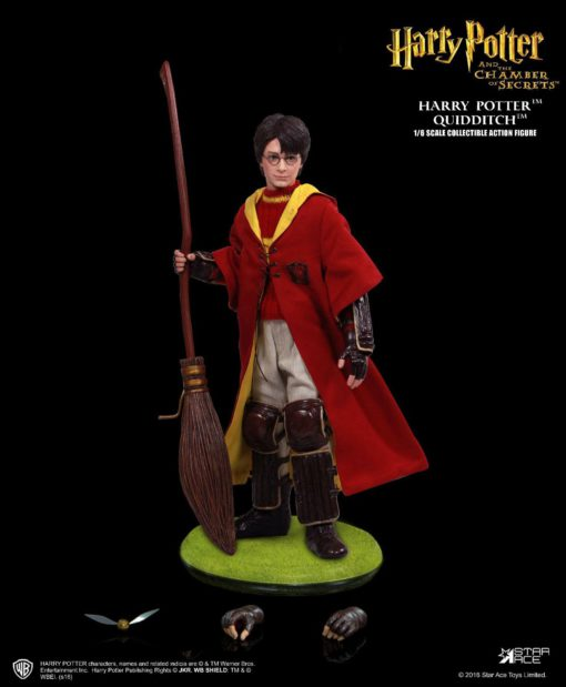 Figura Harry Potter Quidditch Star Ace Toys