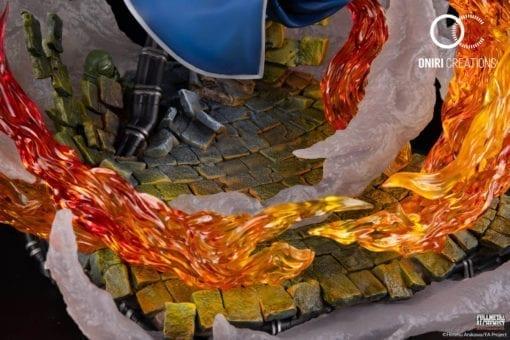 Estatua Roy Mustang Oniri