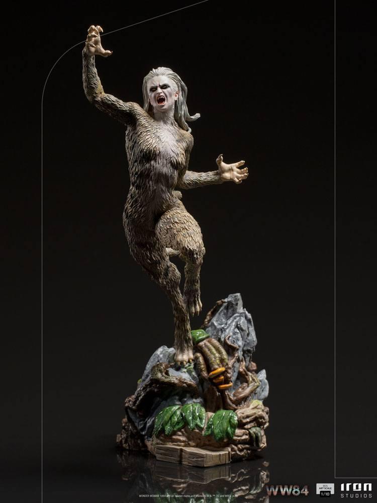 Estatua Cheetah. Wonder Woman 1984. BDS Art Scale. Iron ...
