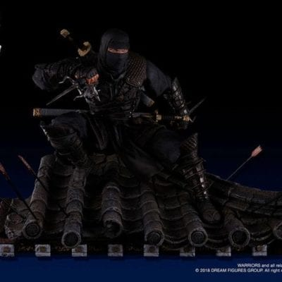 Estatua Ninja Hattori Hanzo Dream Figures