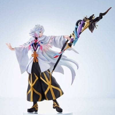 Estatua Caster Merlin Fate/Grand Order Aniplex