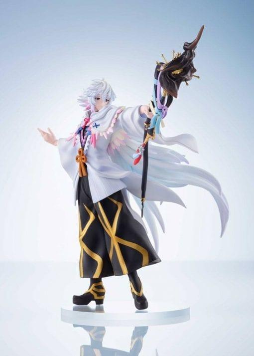 Estatua Caster Merlin Fate/Grand Order Aniplex