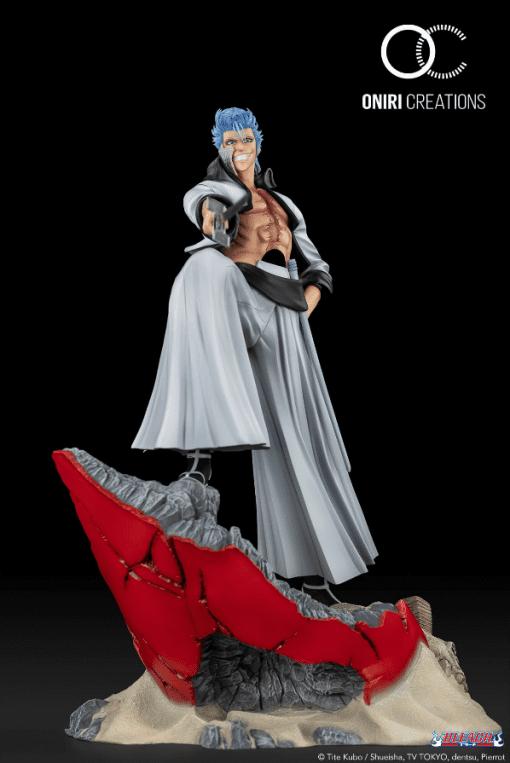 Estatua Grimmjow Bleach Oniri