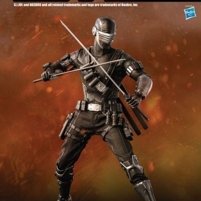 Figura Snake Eyes ThreeZero