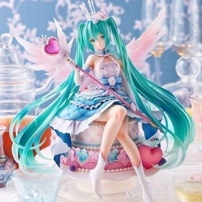 Estatua Hatsune Miku Birthday 2020 Square Enix