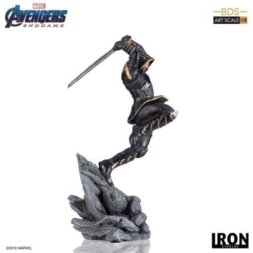 Estatua Hawkeye Ronin Iron Studios