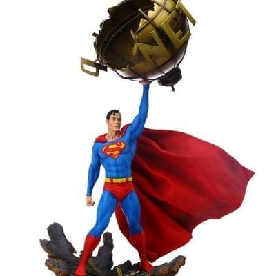 Estatua Superman Enesco