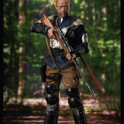 Figura Morgan Jones The Walking Dead ThreeZero