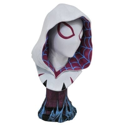 Busto Spider-Gwen Diamond Select