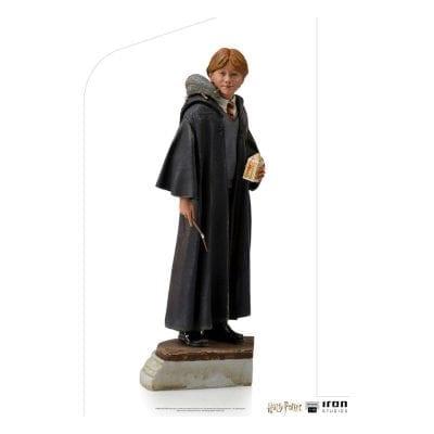 Estatua Ron Weasley Iron Studios