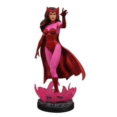Estatua Scarlet Witch Diamond Select