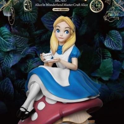 Estatua Alicia en el país de las maravillas Beast Kingdom Toys