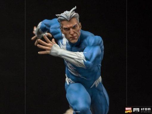 Estatua Quicksilver Iron Studios
