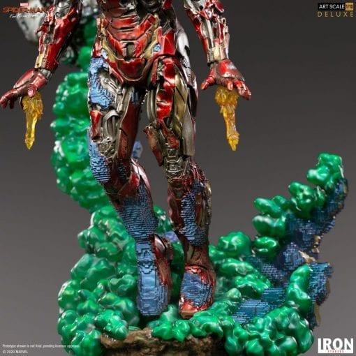Estatua Iron Man Illusion Iron Studios