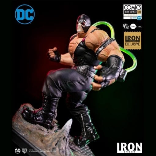 Estatua Bane Iron Studios
